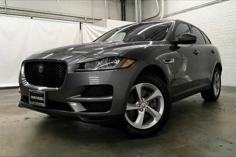 Certified Pre-Owned 2017 Jaguar F-PACE 35t Premium