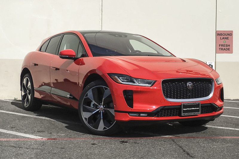 New 2019 Jaguar I-PACE First Edition