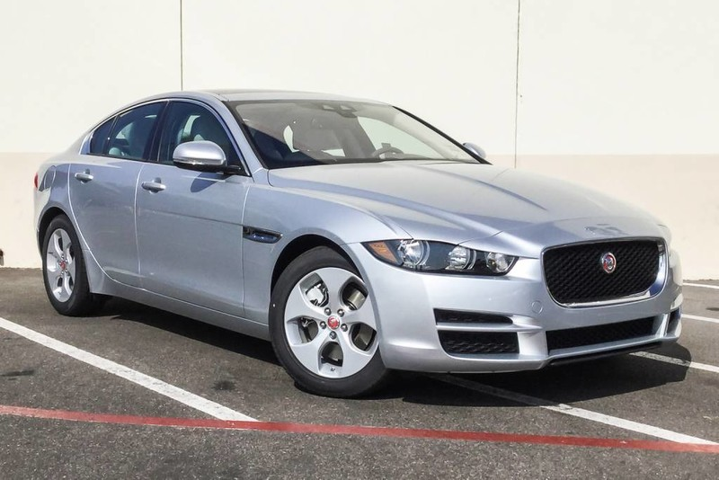 new 2017 jaguar xe 25t 4dr car in newport beach 417339. Black Bedroom Furniture Sets. Home Design Ideas