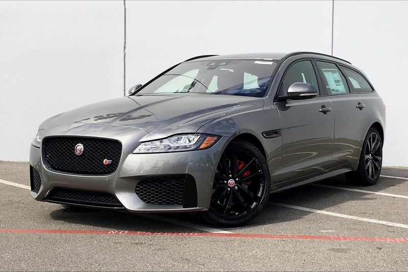 New 2020 Jaguar XF Sportbrake