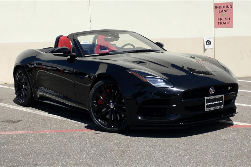 Jaguar F Type Convertible >> New 2020 Jaguar F Type R With Navigation