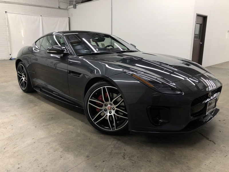 New 2020 Jaguar F-TYPE P300 Checkered Flag Coupe