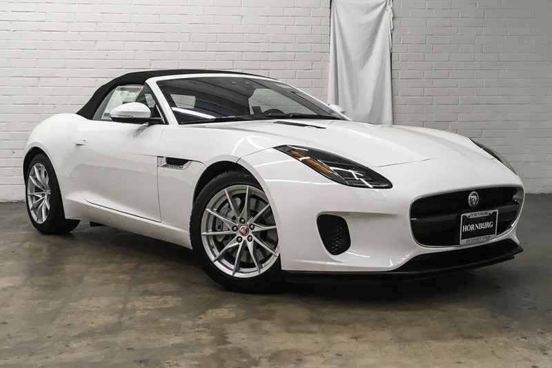 New 2020 Jaguar F Type P300 Convertible In Newport Beach J5029