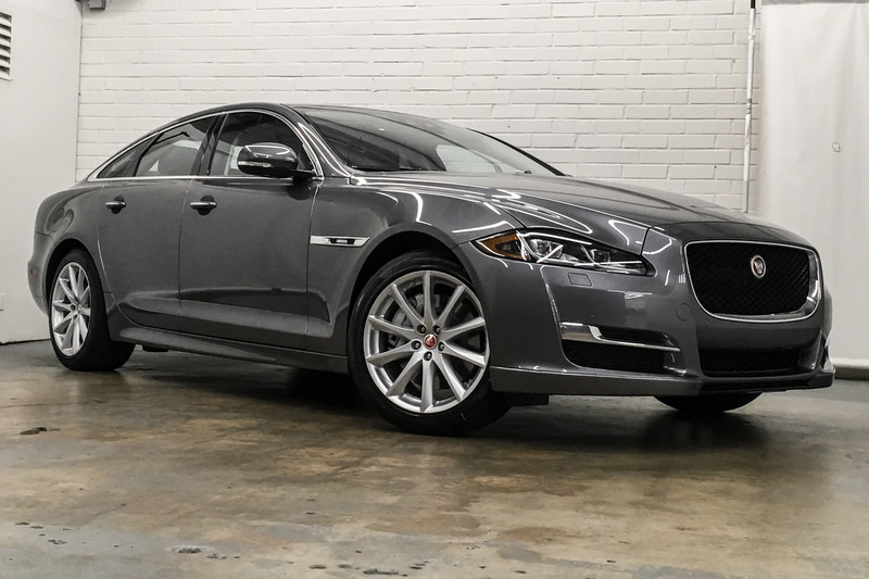 New 2019 Jaguar XJ XJ R Sport