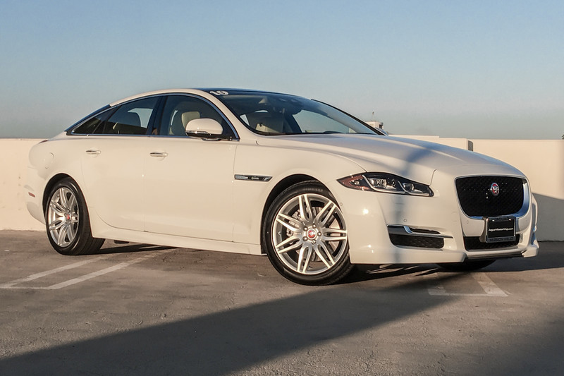 New 2019 Jaguar Xj Xj R Sport Sedan In Newport Beach 519073
