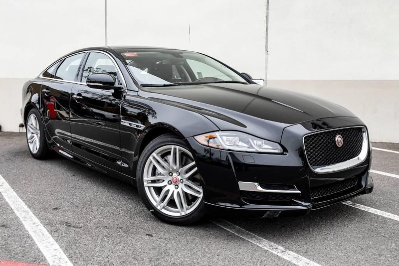 New 2017 Jaguar XJ XJ R Sport