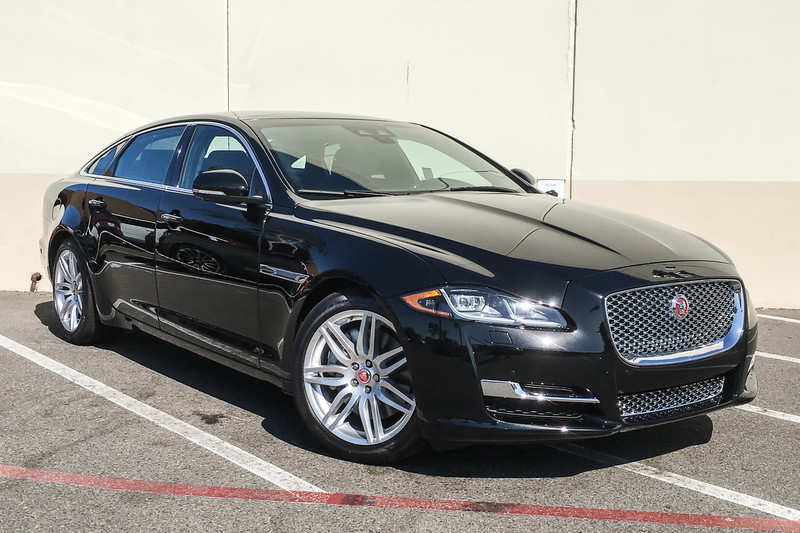 Charming New 2018 Jaguar XJ XJL Portfolio