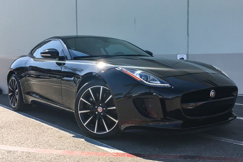 Pre Owned 2016 Jaguar F TYPE