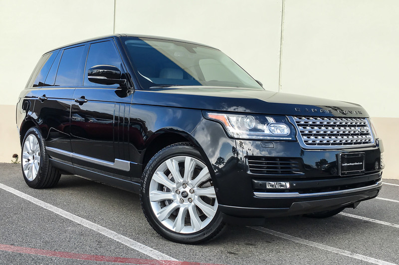 Certified Pre-Owned 2013 Land Rover Range Rover SC
