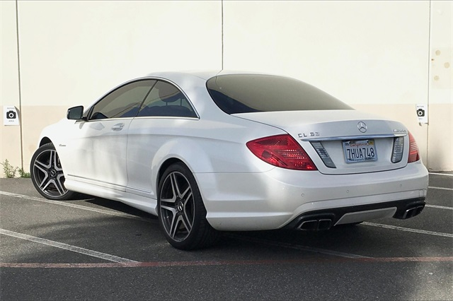 Pre-Owned 2011 Mercedes-Benz CL-Class CL 63 AMG®
