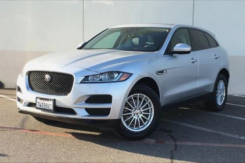 Certified Pre-Owned 2017 Jaguar F-PACE 20d