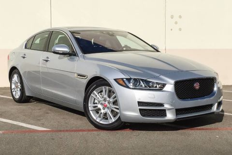 Captivating New 2018 Jaguar XE 20d Premium