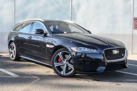 New 2018 Jaguar XF First Edition