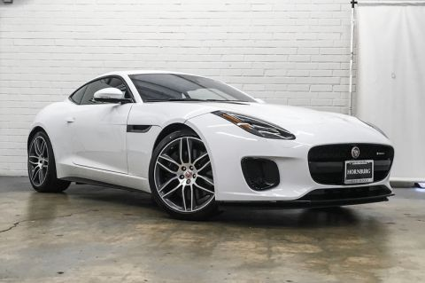 New 2018 Jaguar F-TYPE R-Dynamic