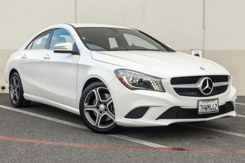 Pre-Owned 2014 Mercedes-Benz CLA CLA 250